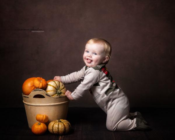 Baby Pumpkin Mini Shoots